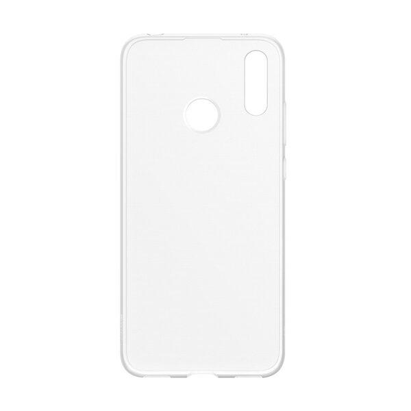 Калъф Soft Flexible Clear TPU Case Huawei Y7 2019 Transparent