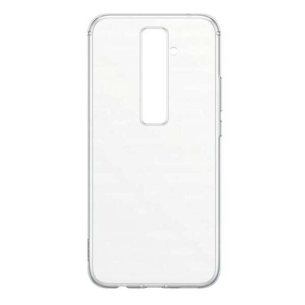Оригинален силиконов гръб Huawei Soft Clear Case - Huawei Mate 20 Lite - прозрачен 51992670