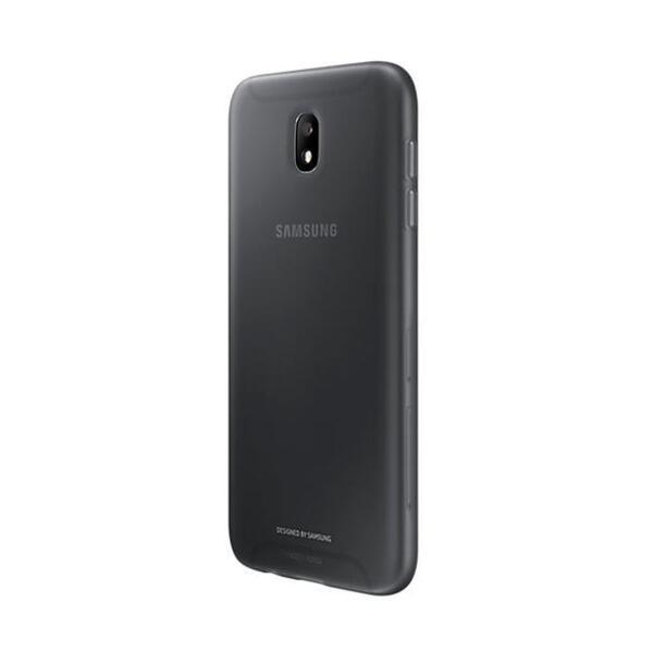 Samsung Jelly Cover EF-AJ730TB for Galaxy J7 (2017) black
