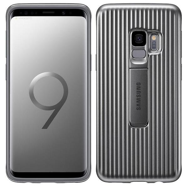 Original Case - Samsung S9 Galaxy G960 - Protective Cover (ef-rg960cse) SILVER