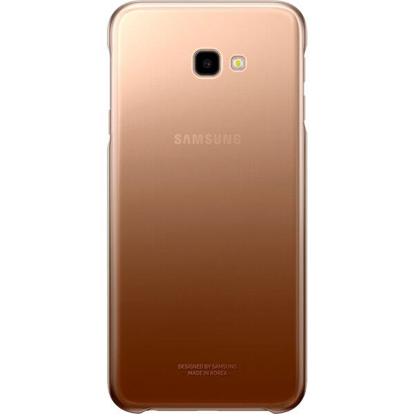 Калъф Samsung Galaxy J4 Plus 2018 Gradation Cover Gold