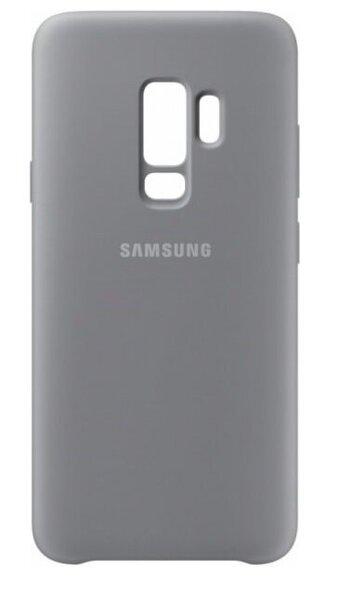 Samsung Silicone Cover Galaxy S9+ Grey- EF-PG965TJEGWW