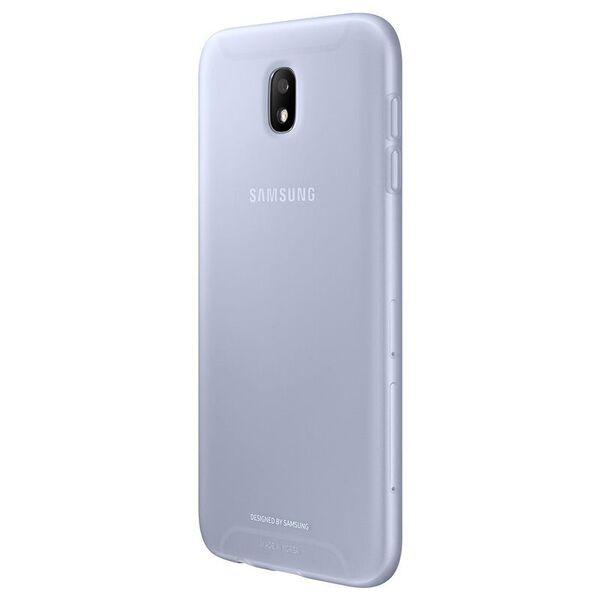 Samsung Galaxy J7 2017 Jelly Cover Blue