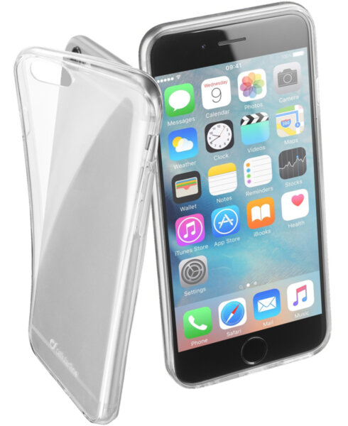 Cellularline iPhone 6S & 6 Fine Protective Cover - Transparent
