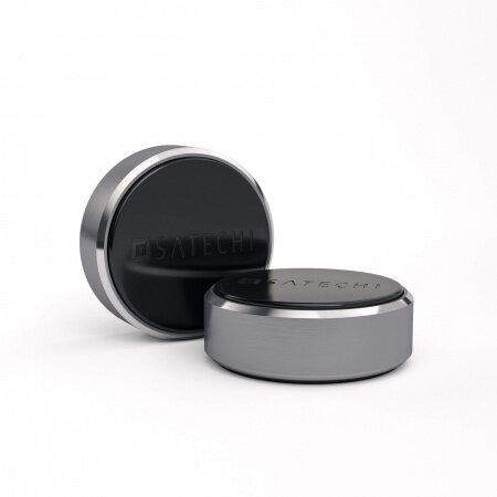 Satechi Aluminium Magnet Sticker Mount - Space Gray