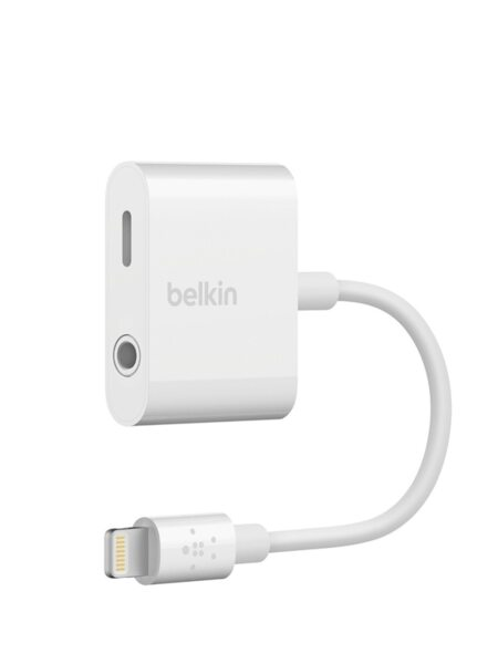 Belkin 3.5mm Audio + Charge RockStar Headphone Jack