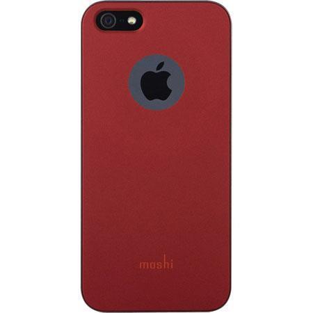 iPhone 5S iGlaze Burgundy Red