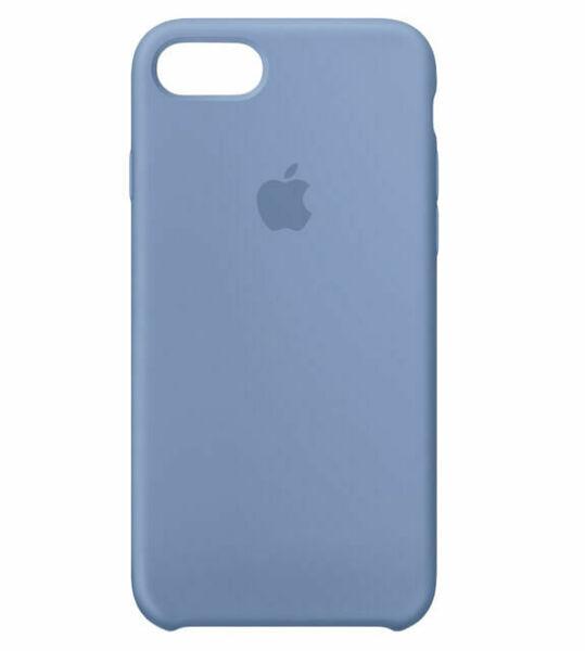 Apple iPhone 7/8 Silicone Case - Azure