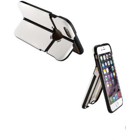 Qdos Portland Cover with Stand for iPhone 6/6s - White