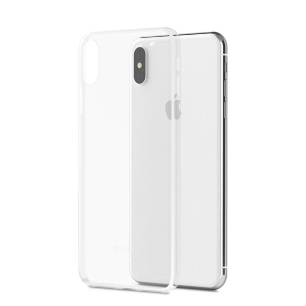 Moshi SuperSkin for iPhone X - Clear
