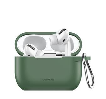 Silicon Protective Cover for Airpods Pro Green