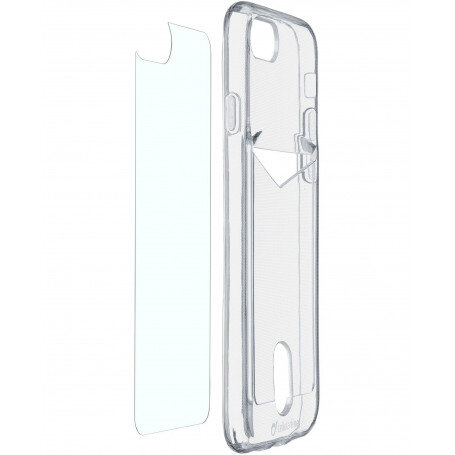Celluar Line Fine Pocket тънък гумен калъф за iPhone 7