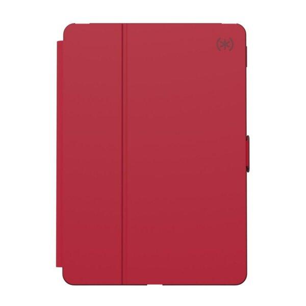 Калъф от Speck за iPad7 (10.2 inch - 2019) BALANCE FOLIO (DARK POPPY RED/VELVET RED)