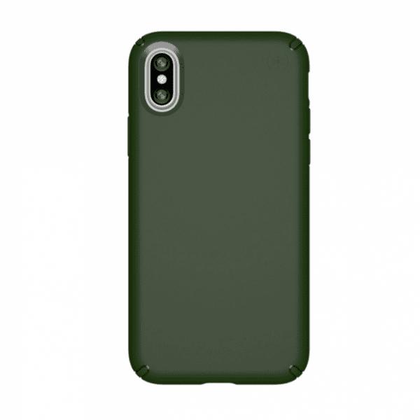 Speck iPhone X Presidio - Dusty Green/Dusty Green