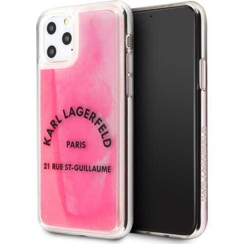Karl Lagerfeld Glow in The Dark Cover for iPhone 11 Pro (EU Blister)