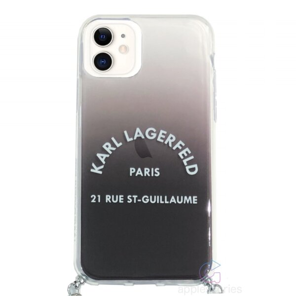 Karl Lagerfeld Gradient Cover for iPhone 11 (EU Blister)