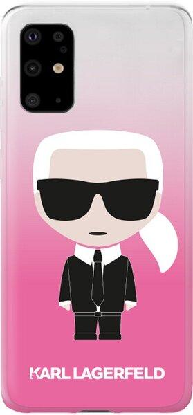 Karl Lagerfeld case SAM S20 Rose Full body