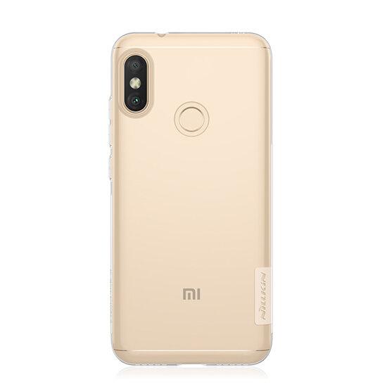 TPU Case Nillkin Xiaomi Mi A2 Lite Transperant