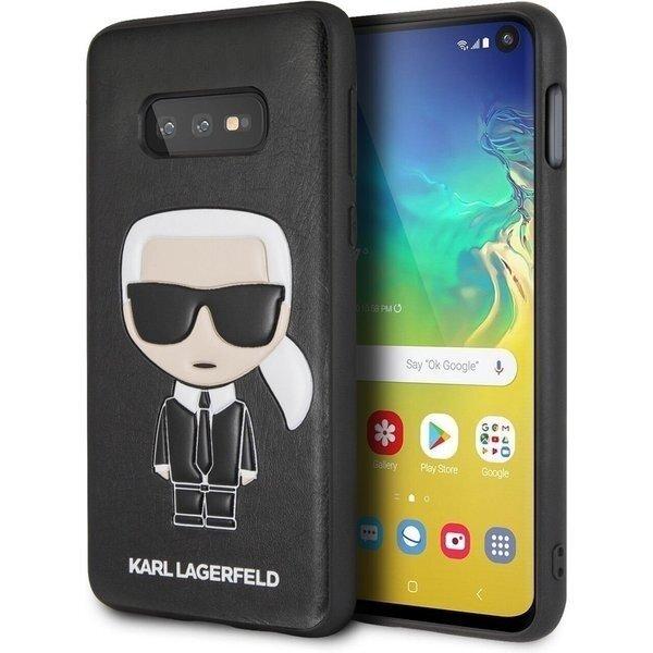 Karl Lagerfeld case SAM S10 Lite Black Full body