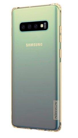 Гръб Nillkin Nature за Samsung G973 S10 - Златист