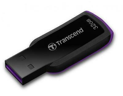 Памет - Transcend 32GB JETFLASH 360 Purple