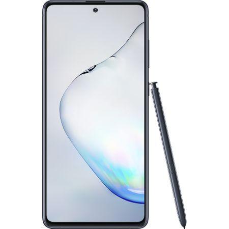 Смартфон Samsung Galaxy Note 10 LITE, Dual SIM, 128GB, 6GB RAM, Black