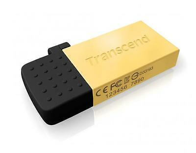 Памет - Transcend 32GB JETFLASH 380, Gold
