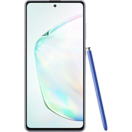 Смартфон Samsung Galaxy Note 10 LITE, Dual SIM, 128GB, 6GB RAM, Silver