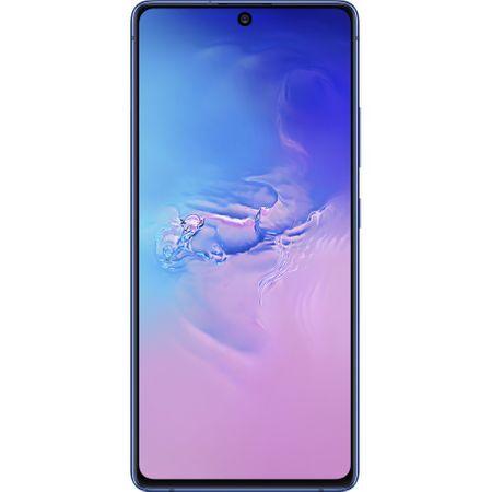 Смартфон Samsung Galaxy S10 Lite, Dual Sim, 128 GB,8GB Ram, Blue