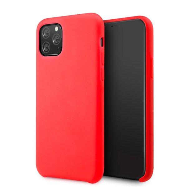Mercury Soft Feeling TPU Matt Samsung Galaxy A51 Red