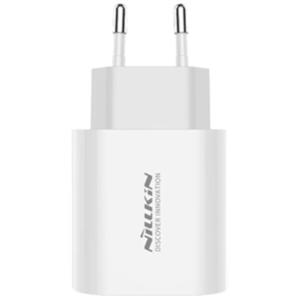 Nillkin Bijou 18W PD USB Travel Charger White (EU Blister)
