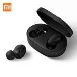 Xiaomi Слушалки Mi Portable Air Pump Black