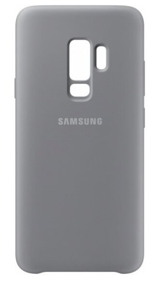 Samsung Silicone Cover Galaxy S9+ Grey