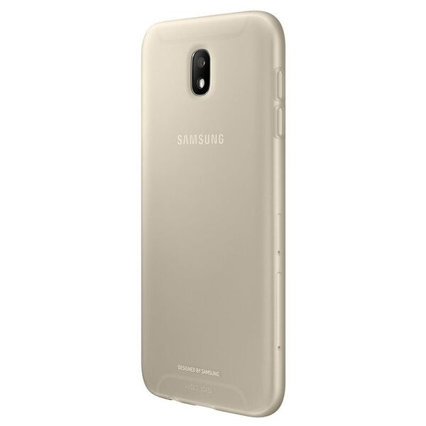 Samsung Jelly Cover EF-AJ730TF for Galaxy J7 (2017)  gold