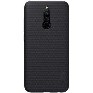 Nillkin Super Frosted Back Cover for Xiaomi Redmi 8 Black