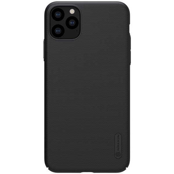 Nillkin Super Frosted Back Cover for iPhone 11 Pro Max Black