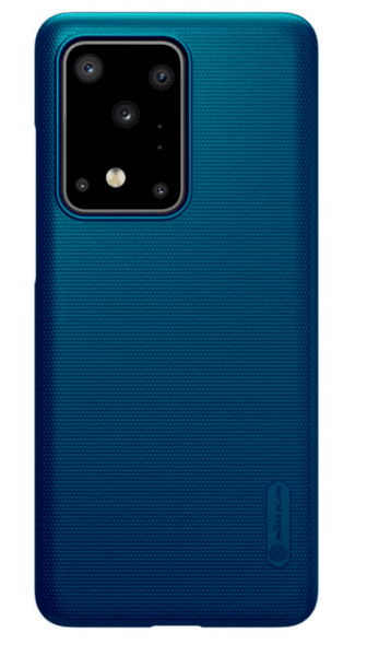 Nillkin Super Frosted Back Cover for Samsung Galaxy S20 Ultra Peacock Blue