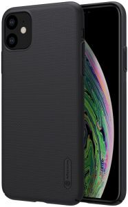 Nillkin Super Frosted Back Cover for iPhone 11 Black