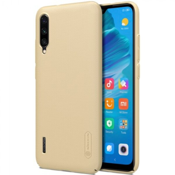 Nillkin Super Frosted Back Cover for Xiaomi A3 Gold