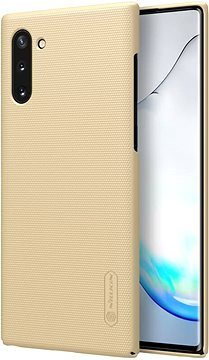 Nillkin Super Frosted Back Cover for Samsung Galaxy Note 10 Gold