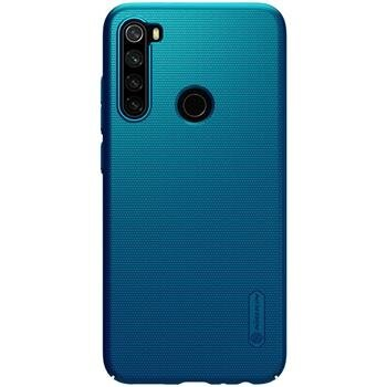 Nillkin Super Frosted Back Cover for Xiaomi Redmi Note 8 Peacock Blue