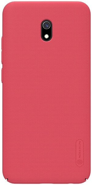 Nillkin Super Frosted Back Cover for Xiaomi Redmi 8A Red