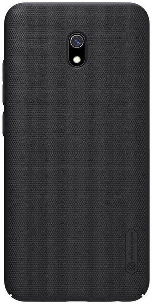 Nillkin Super Frosted Back Cover for Xiaomi Redmi 8A Black
