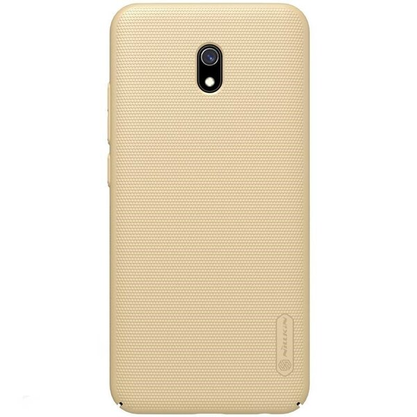 Nillkin Super Frosted Back Cover for Xiaomi Redmi 8A Gold