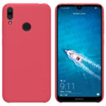 Nillkin Super Frosted Back Cover for Huawei Y7 2019 Red