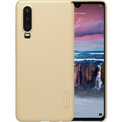 Nillkin Super Frosted Back Cover for Huawei P30 Pro Gold