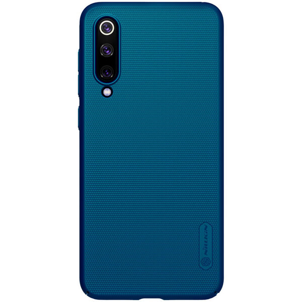 Nillkin Super Frosted Back Cover for Xiaomi Mi9 SE Blue