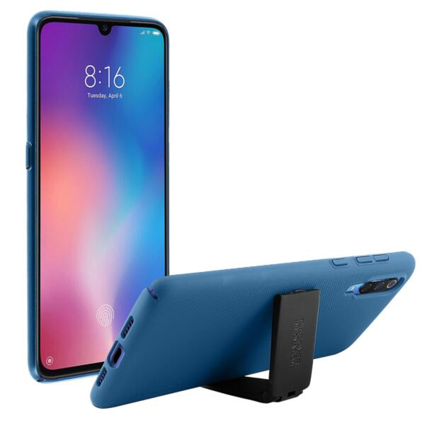 Nillkin Super Frosted Back Cover for Xiaomi Mi9 Peacock Blue