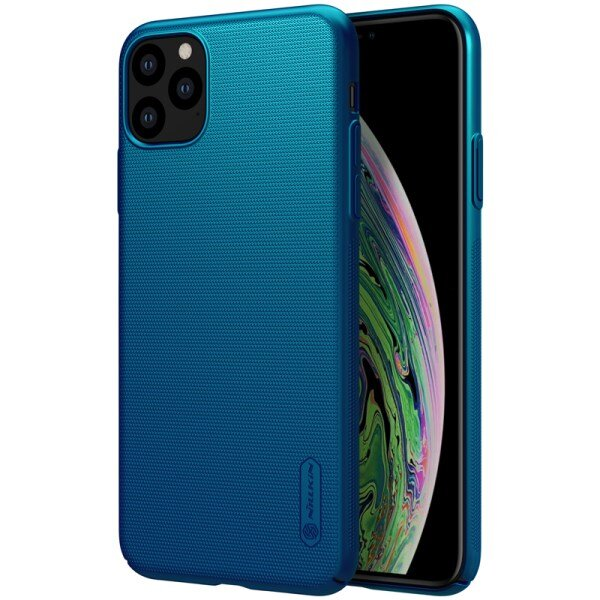 Nillkin Super Frosted Back Cover for iPhone 11 Pro Peacock Blue