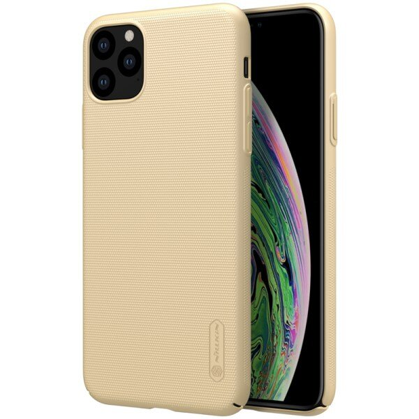 Nillkin Super Frosted Back Cover for iPhone 11 Pro Gold